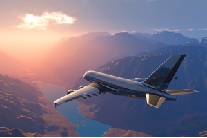 Wer einen Bußgeldbescheid im Urlaub erhalten hat, kann seine Abwesenheit mit Flugtickets nachweisen.