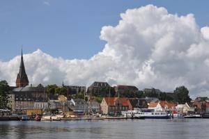 Das Fahreignungsregister hat seinen Sitz in Flensburg.