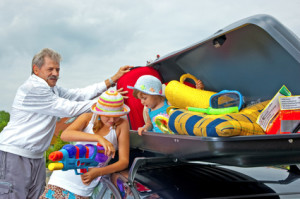 Das Fahrverbot gemäß Ferienreiseverordnung soll das Unfall- und Staurisiko reduzieren.