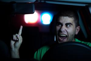 Eine grobe Pflichtverletzung führt zu einem Regelfahrverbot.