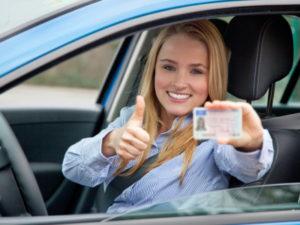 Nach der Führerscheinprüfung beginnt die Probezeit.