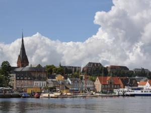 Die Punkte werden in Flensburg gespeichert.