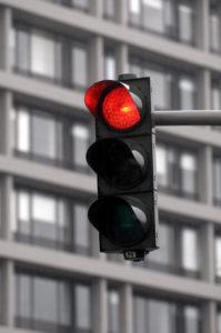 Rote Ampel: Blitzer sind keine Seltenheit.