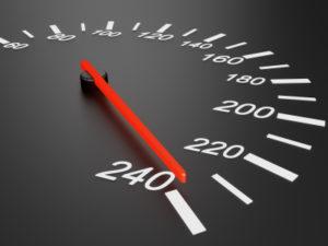 Eine wiederholte, und erhebliche Geschwindigkeitsüberschreitung ist ein Indiz für Beharrlichkeit.